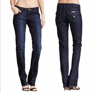 Hudson Jeans Carly Straight in Genoa Size 28